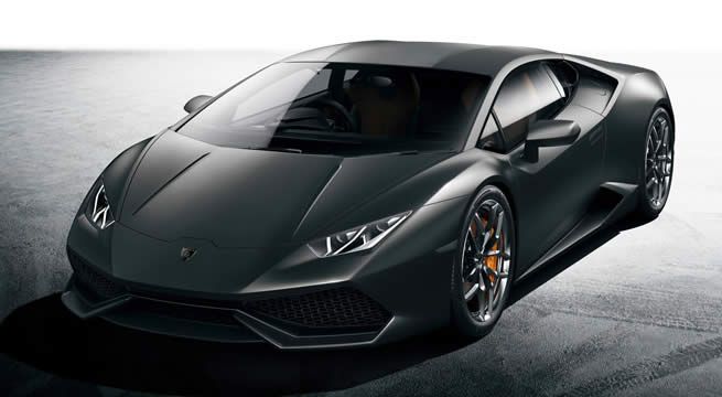 Get to know Lamborghini's brands to drive