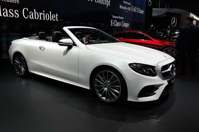 Rent a Mercedes in Nice - GP Luxury Car TOP 3