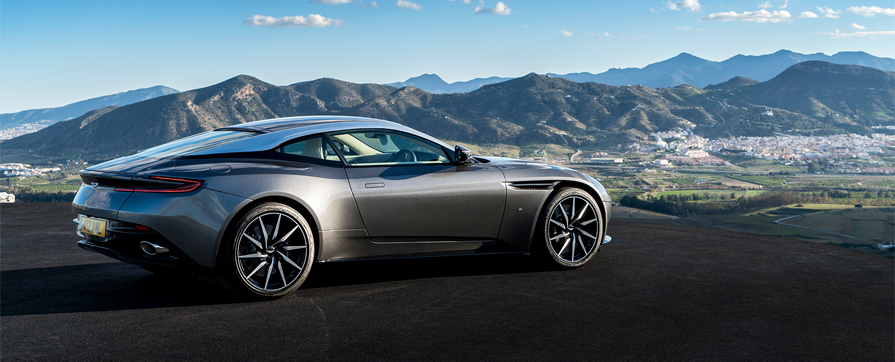 Hire Aston Martin DB11 At GP Luxury Car Hire