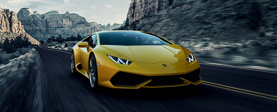 Hire Lamborghini Huracan at GP Luxury Car Hire