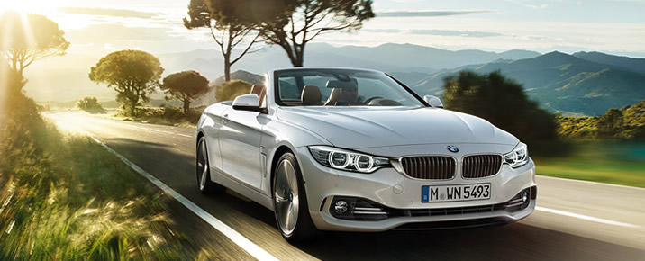 Rent BMW 3 series Convertible