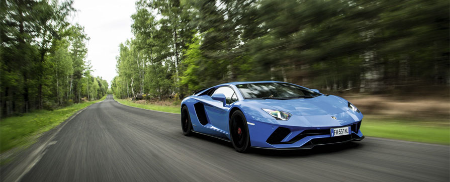 Feel The Power Of Lamborghini Aventador