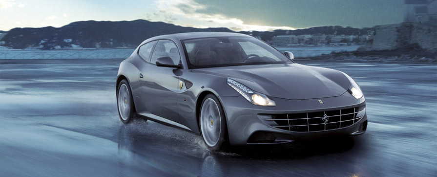 Learn To Fly With Ferrari FF
