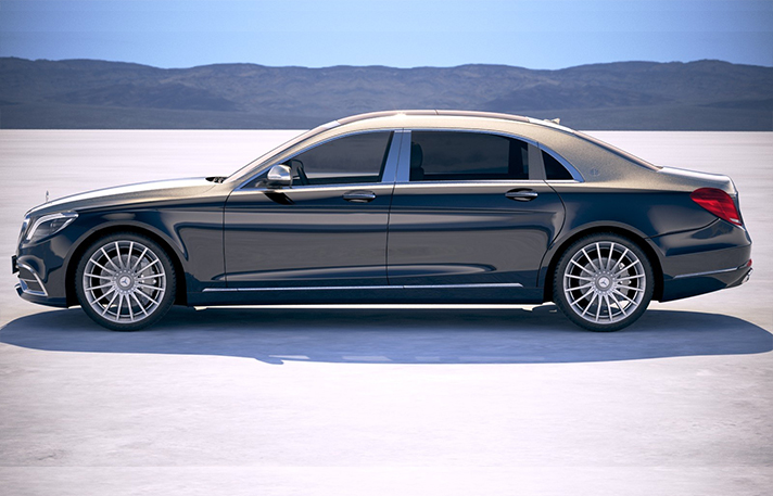 MERCEDES S560 MAYBACH