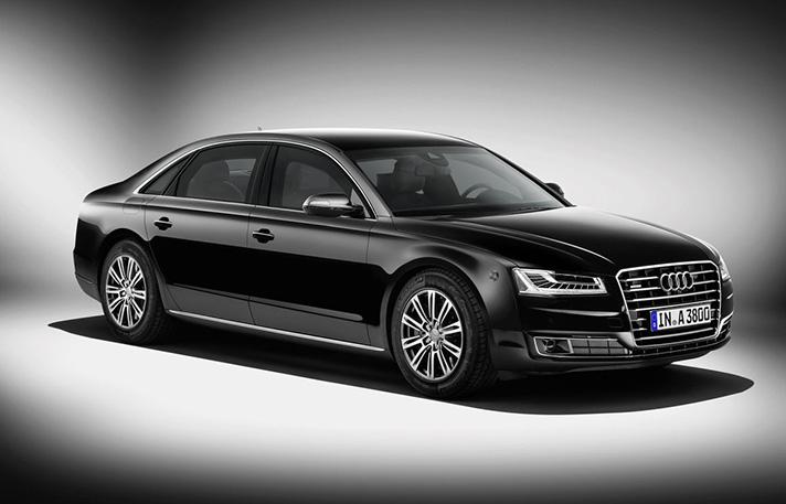 Rent Audi A8 L