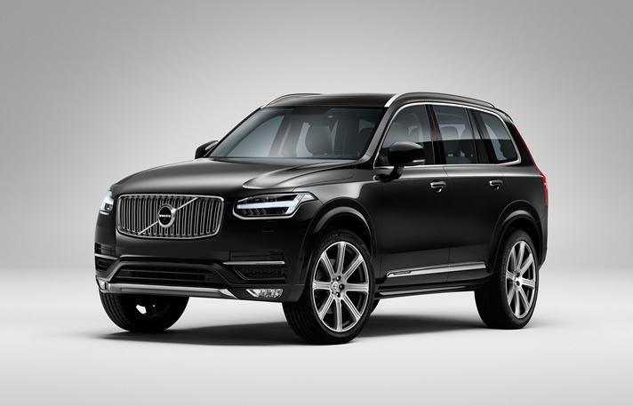 VOLVO XC90   Switzerland