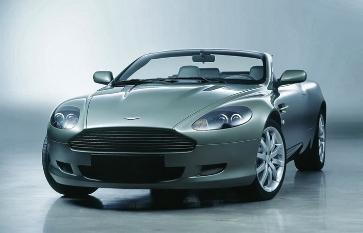 Aston Martin DB9   Germany