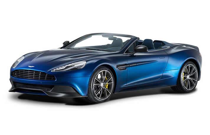 Rent Aston Martin Vanquish Volante - Aston martin vanquish rental
