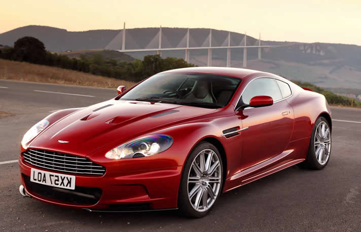 ASTON MARTIN DBS   Germany