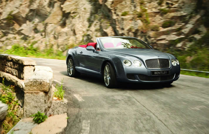 Bentley GTC