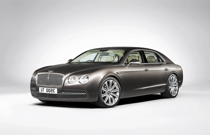 BENTLEY FLYING SPUR   Spain