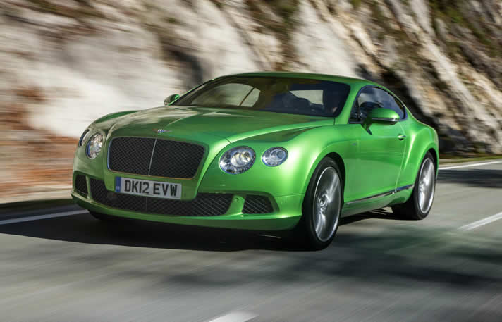BENTLEY GT   Switzerland