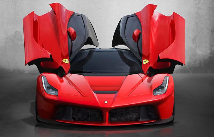 Rent Ferrari LaFerrari