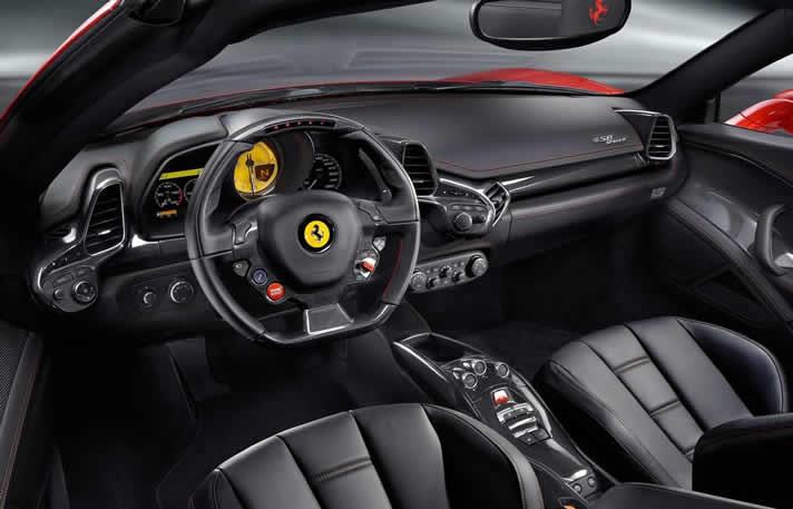 2015 Ferrari 458 Spider Overview | Cars.com