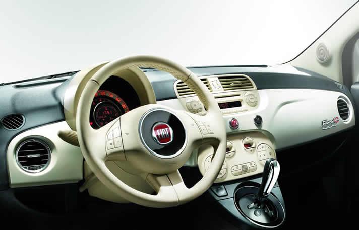 Conosciuto Rent FIAT 500 CABRIOLET WF66