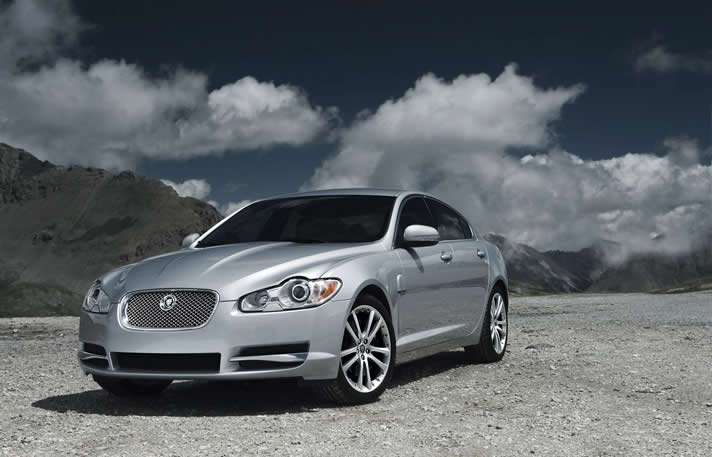 JAGUAR XF   Germany