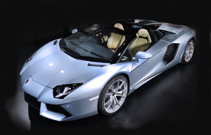 Rent sport cars in Europe