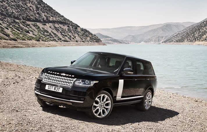 RANGE ROVER SUPERCHARGED