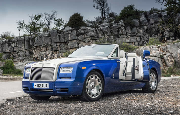 ROLLS ROYCE DROPHEAD   United Kingdom