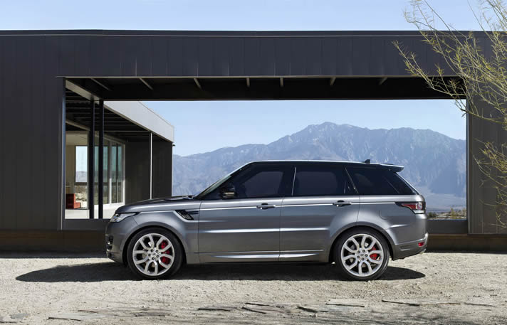 RANGE ROVER SPORT Supercharged Autobiography   Germany