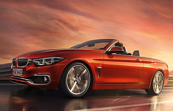 BMW Series 4 cabriolet