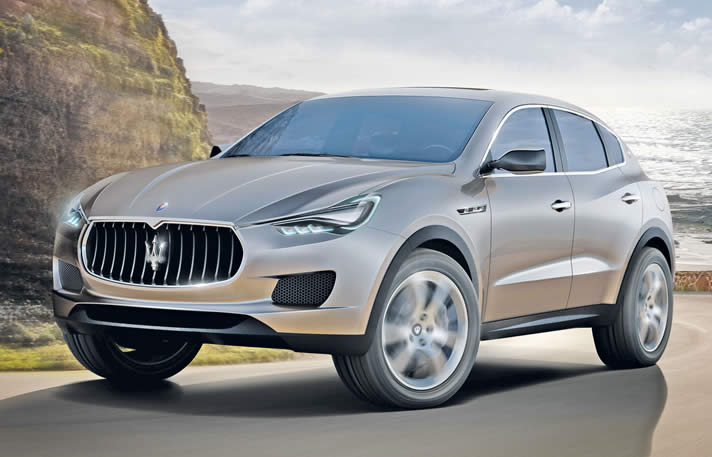 Maserati Levante   Germany