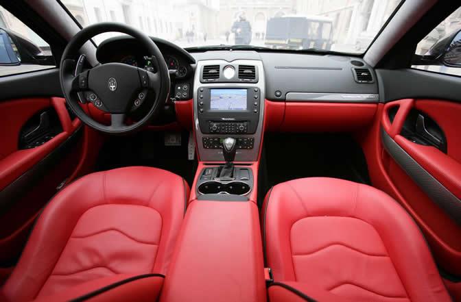 Quattroporte Gt Maserati Rental