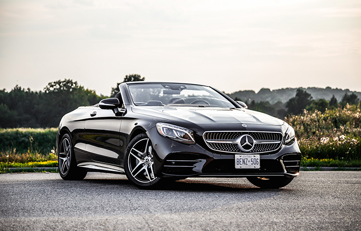Mercedes Classe S560 Cabriolet