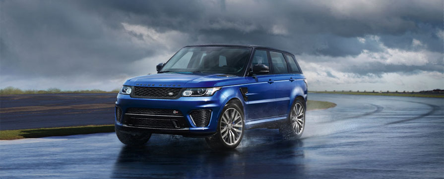 Rent Range Rover sport at GP Luxury Car