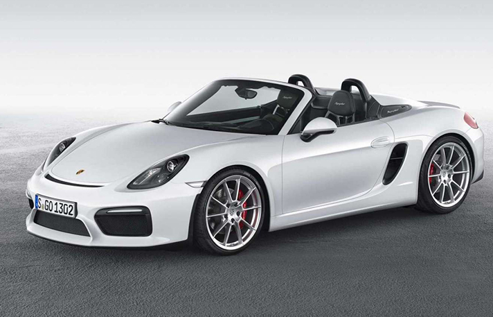 PORSCHE BOXSTER   Switzerland