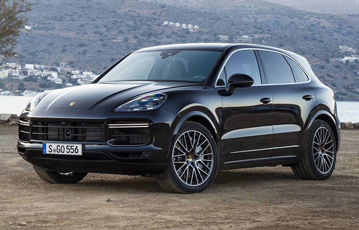 PORSCHE CAYENNE   Switzerland