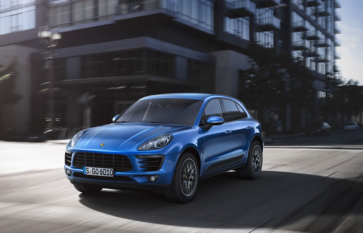 Porsche Macan   Switzerland