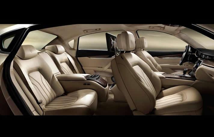 Maserati Levante Interior - tomthetrader.com